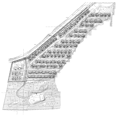 Great Brak River - Site Plan